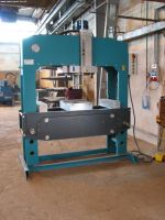H Frame Hydraulic Press MECAMAQ CD 250