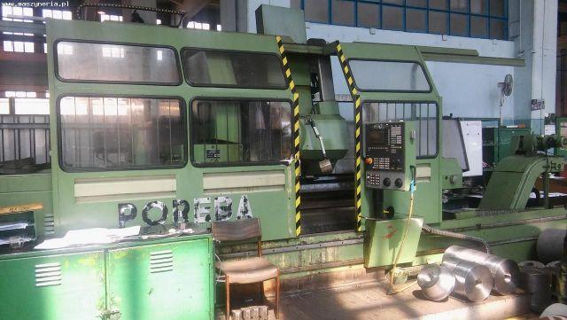 CNC-Drehmaschine Poręba TOK 80 1988