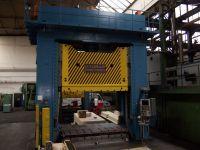H Frame Hydraulic Press 400 ton HYDRAP PRESSEN (OWNER/SELLER) 1987-Photo 3