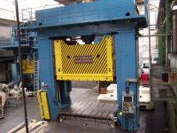 H Frame Hydraulic Press 400 ton HYDRAP PRESSEN (OWNER/SELLER) 1987-Photo 7