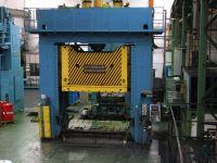 H Frame Hydraulic Press 400 ton HYDRAP PRESSEN (OWNER/SELLER) 1987-Photo 10
