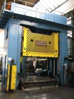 H Frame Hydraulic Press 400 ton HYDRAP PRESSEN (OWNER/SELLER) 1987-Photo 11