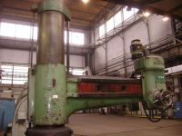 Radial Drilling Machine TOS VR 8