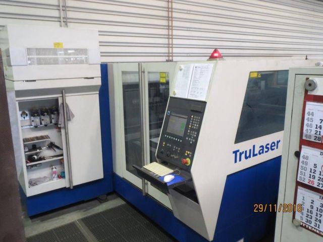 Laser 2D TRUMPF TruLaser 5030 classic 2007