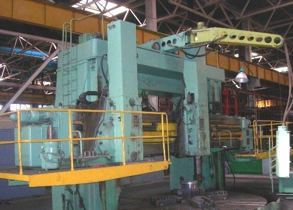 Vertical Turret Lathe Verticale 4.000 mm 4.000 x 2.050 mm 1990