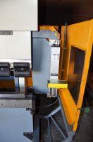 Prasa krawędziowa hydrauliczna CNC HACO ERMS 25-100 2006-Zdjęcie 6