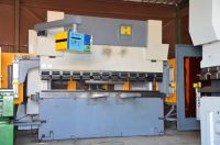 CNC Hydraulic Press Brake HACO ERMS 25-100
