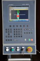 Prasa krawędziowa hydrauliczna CNC Deratech TechnicaPLUS 160/320 2011-Zdjęcie 3