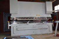 Prasa krawędziowa hydrauliczna CNC Deratech TechnicaPLUS 160/320 2011-Zdjęcie 4