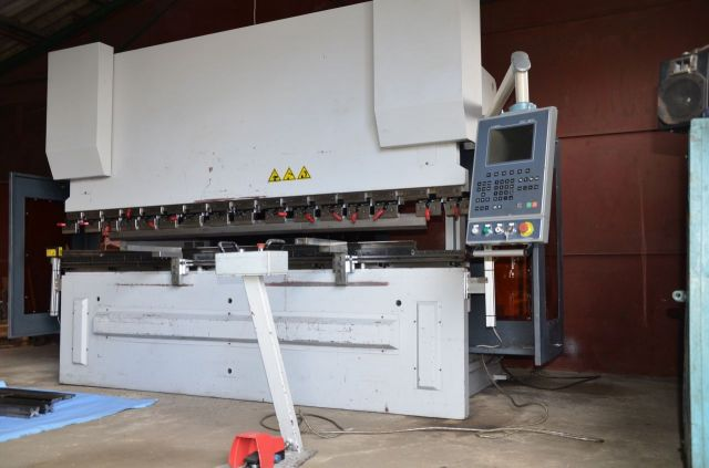 Prasa krawędziowa hydrauliczna CNC Deratech TechnicaPLUS 160/320 2011