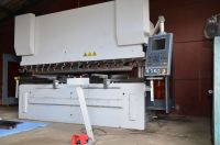 Prasa krawędziowa hydrauliczna CNC Deratech TechnicaPLUS 160/320