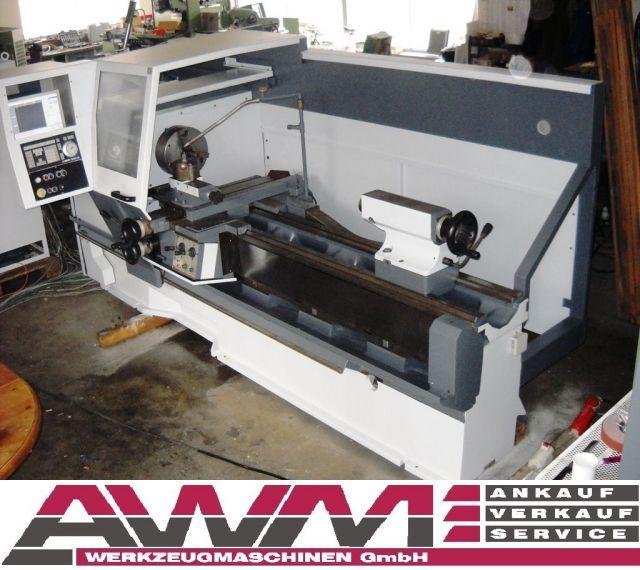 CNC-Drehmaschine BOEHRINGER VDF DUS 560 1994