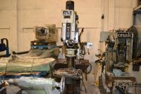 Column Drilling Machine ERLO TCA-50 1990-Photo 2