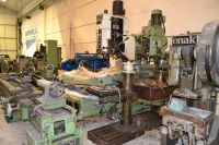 Column Drilling Machine ERLO TCA-50