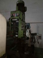 Column Drilling Machine IBARMIA B70 1990-Photo 4