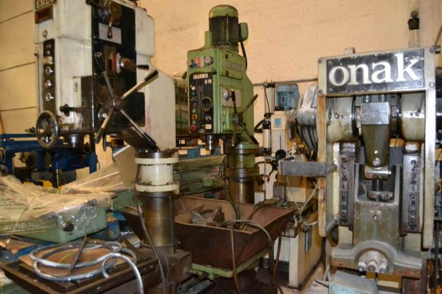 Column Drilling Machine IBARMIA B70 1990