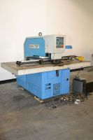 Punching Machine EUROMAC CX 75030 CNC 2002-Photo 3