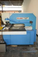 Punching Machine EUROMAC CX 75030 CNC 2002-Photo 4