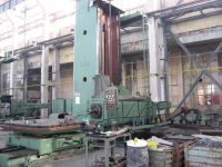 Horizontal Boring Machine ŠKODA WD 200A