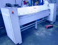 Folding Machines for sheet metal SCHROEDER MAKV  2000 x 2,0 1993-Photo 3