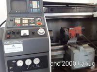 CNC Lathe COLCHESTER cnc 2000 2009-Photo 14