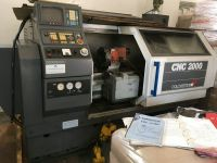 CNC τόρνο COLCHESTER cnc 2000