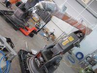 페인팅 로봇 ABB IRB540 S4P+ Flexi wrist