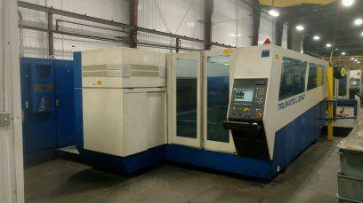 Máquina de corte por láser 2D TRUMPF Trumatic L3030 2006