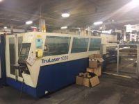 Cu laser 2d TRUMPF L5030