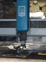 2D WaterJet FLO MACH 4 3070c 2014-Photo 2