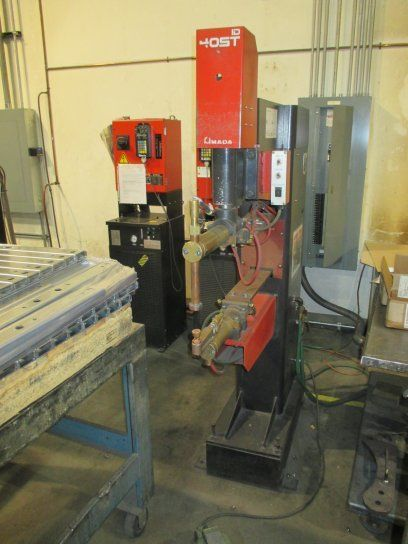 Spot Welding Machine AMADA ID 40 1998