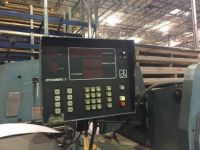 CNC Hydraulic Press Brake AMADA RG25 1980-Photo 2