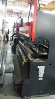 CNC Hydraulic Press Brake AMADA RG-8024LD 1999-Photo 2