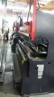 Prensa plegadora hidráulica CNC AMADA RG-8024LD 1999-Foto 2