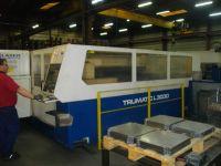 Machine de découpe laser 2D TRUMPF TRUMATIC L 3030  TCL