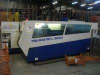 Machine de découpe laser 2D TRUMPF TRUMATIC L 3040