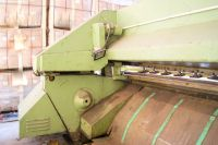 Mechanical Guillotine Shear WIEGER SWS 10/30/30 1970-Photo 6