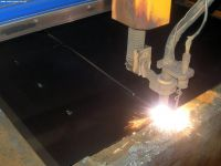 2D Plasma cutter ECKERT JANTAR 2 2006-Photo 12