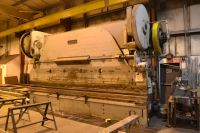 Mechanické ohraňovacie lis CINCINNATI 20 x 750 ton (owner/seller)