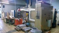 CNC μηχανή φρεζομηχανή JOBS JOMACH 132