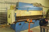 Hydraulische Abkantpresse CNC HACO PPM 36150