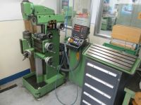 Werkzeugfräsmaschine DECKEL FP 1 ACTIV