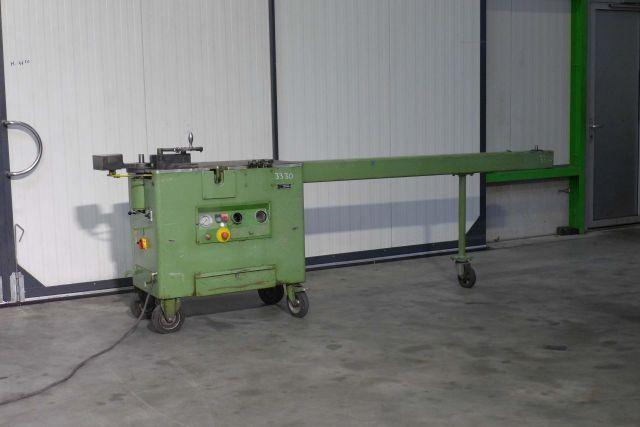 Biegemaschine für Stangen Tractotechnik Tubomat 642 1992