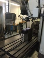 Universal Milling Machine TOS FCR 50 CNC 2005-Photo 3