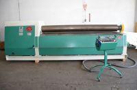 4-Walzen-Blecheinrollmaschine MG HEZINGER 3014