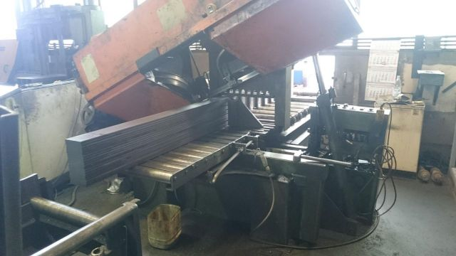 Band Saw Machine KASTO PBA 320/460 AU 1982