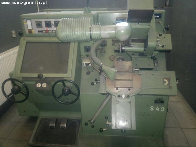 Szlifierka narzędziowa PETEWE PFS 3 U-S 1980