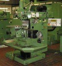 Frezarka CNC HERMLE UWF 802 M