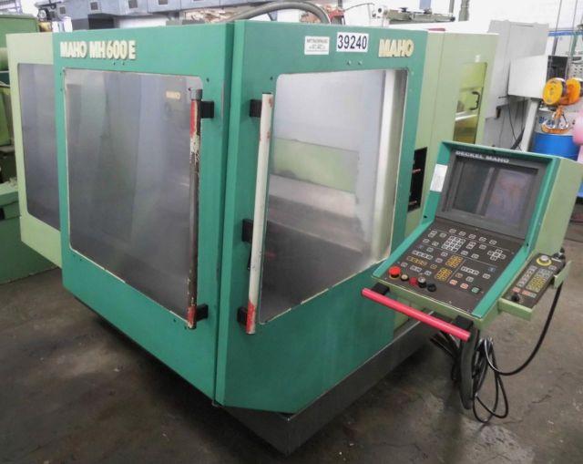 CNC Fräsmaschine MAHO MH 600 E 1990