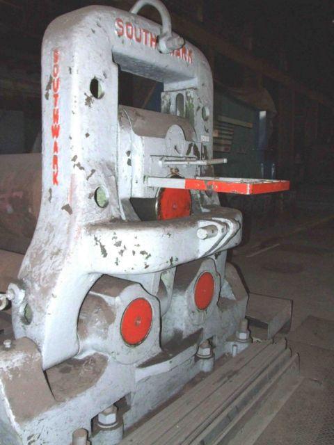Profilbiegemaschine  SOUTHWARK Southwark 1960